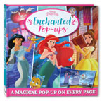 Disney Princess Enchanted Pop-Ups Book (A Magical Pop-Up On Every Page)