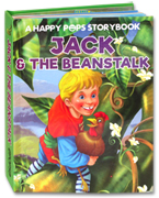 Jack and the Beanstalk - A Happy Pop-up Story Book