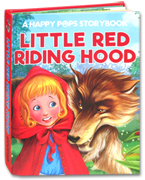 Little Red Riding Hood - A Happy Pop-up Story Book