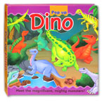 DINO Large Pop-up Book