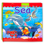 SEA Large Pop-up Book