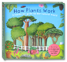 How Plants Work - A hands on guide to the natural world (Bursting with pop-ups and flaps to lift!)