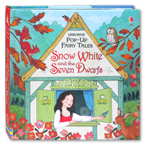 Usborne Pop-Up Fairy Tales Snow White and the Seven Dwarfs