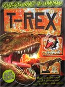 Press Out & Build T-REX (Make a T-Rex Head Wall Model & a Standing T-Rex Model)