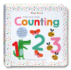 Tiny Town Hide-and-Seek Counting (Pull the Tabs to Reveal the Answer)