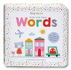 Tiny Town Words A Pull-the-tab Board Book (Pull the tabs to reveal the answers)