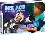 Ice Age Collision Course Deluxe Jigsaw Book with 4 super 96-piece jigsaw puzzles