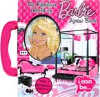 The Fabulous World of Barbie Jigsaw Board Book (Includes 7 Adorable Jigsaw Puzzles)