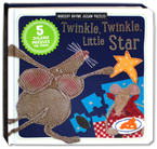 Twinkle, Twinkle Little Star Nursery Rhyme Jigsaw Puzzles Board Book (5 Jigsaw Puzzles to Make)