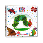 My First Puzzle Book The World of Eric Carle (5 Puzzles Inside!)