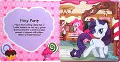 My First Puzzle Book My Little Pony (5 Puzzles Inside!)