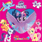 My First Puzzle Book My Little Pony the Movie (5 Puzzles Inside!)