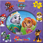 My First Puzzle Book Paw Patrol NEW (5 Puzzles Inside!)
