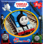 My First Puzzle Book Thomas & Friends (5 Puzzles Inside!)