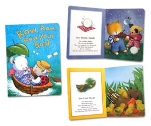 Row Row Row Your Boat Board Book and Floor Puzzle