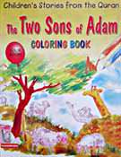 The Two Sons of Adam Colouring Book - Children's Stories from the Quran