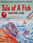 Tale of A Fish Colouring Book - Children's Stories from the Quran
