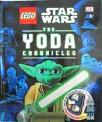 LEGO Starwars The Yoda Chronicles (6y+) Build an Exclusive Minifigure