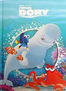 Disney Pixar Finding Dory Story Book (with die-cut hole on front cover)