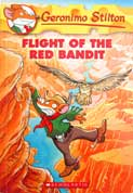Geronimo Stilton - Flight of the Red Bandit