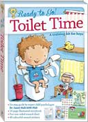 Ready to Go! Toilet Time - A Training Kit for Boys (Storybook, Fun Two-Sided Reward Chart, 48 Colourful Reward Stickers, Guidance for Parents)