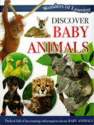 Discover Baby Animals Wonders of Learning Reference Book