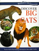Discover Big Cats Wonders of Learning Reference Book