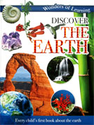 Discover Earth Wonders of Learning Reference Book