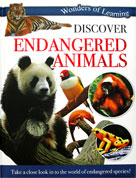 Discover Endangered Animals Wonders of Learning Reference Book