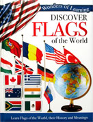 Discover Flags of the World Wonders of Learning Reference Book