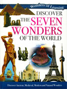 Discover the Seven Wonders of the World Wonders of Learning Reference Book