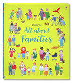 Usborne All About Families Book