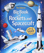 The Usborne Big Book Of Rockets & Spacecraft With 4 Giant Fold-outs