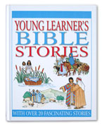 Young Learner's BIBLE STORIES with Over 20 Fascinating Stories