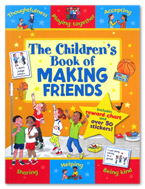 The Children's Book Of Making Friends (Includes Reward Chart and Over 50 Stickers!)