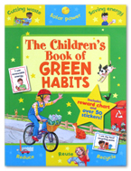 The Children's Book Of Green Habits (Includes Reward Chart and Over 50 Stickers!)