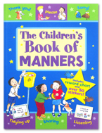 The Children's Book Of Manners (Includes Reward Chart and Over 50 Stickers!)