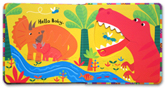 Usborne Baby's Very First Slide and See Dinosaurs Board Book
