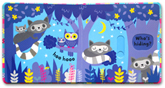 Usborne Baby's Very First Slide and See Night Time Board Book