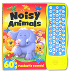 Noisy Animals Sound Book with 60 Fantastic Sounds!