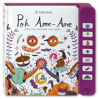 Pok Ame-Ame Sing-and-Record Fun Book (7 lagu anak Bahasa Indonesia)