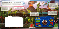 (SALE!) Dinosaurs - Noisy Camera Adventure Sound Board Book with 8 Roar-some sounds