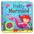 Pretty Mermaid Sound Boardbook