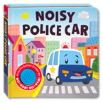 Noisy Police Car Sound Boardbook