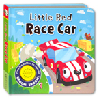 Little Red Race Car Sound Boardbook