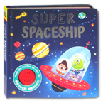 Super Spaceship Sound Boardbook
