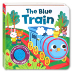 The Blue Train Sound Boardbook