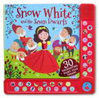 Snow White with 30 Exciting Fairy-tale Sounds Board Book
