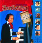 Beethoven The Music Maestro Sound Board Book (The great composer's finest works)