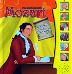 Mozart The Music Maestro Sound Board Book (The great composer's finest works)